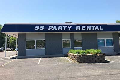About Highway 55 Party Rental