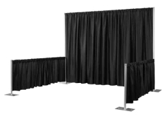 Rental store for PIPE    DRAPE  8  X 10  BOOTH in Plymouth MN