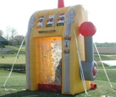 Rental store for Inflatable MONEY MACHINE in Plymouth MN