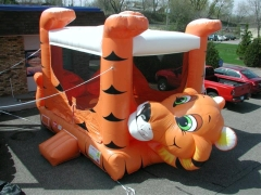 Rental store for Inflatable TIGER BELLY BOUNCE in Plymouth MN