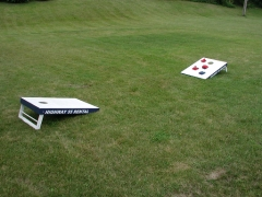 Rental store for BEAN BAG TOSS GAME  INCLUDES 2 BOARDS in Plymouth MN