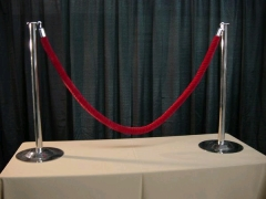 Rental store for STANCHION - VELVET ROPE in Plymouth MN