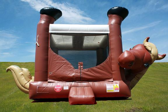 Where to find Inflatable HORSE BELLY BOUNCER in Plymouth