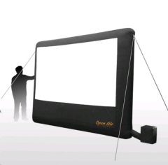 Rental store for INFLATABLE MOVIE SCREEN 7X12 in Plymouth MN