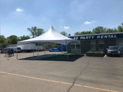 Rental store for CANOPY c 30X30 HIGH PEAK TENTNOLOGY in Plymouth MN