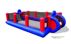 Rental store for Inflatable Human Foosball in Plymouth MN