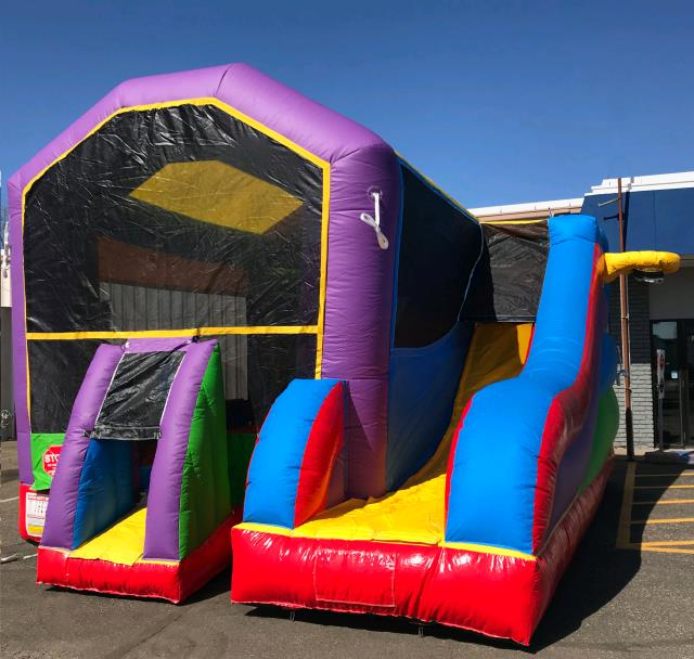 Where to find Inflatable WACKY 5-1 COMBO in Plymouth