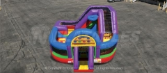 Rental store for Inflatable WACKY KIDZONE DRY WET in Plymouth MN
