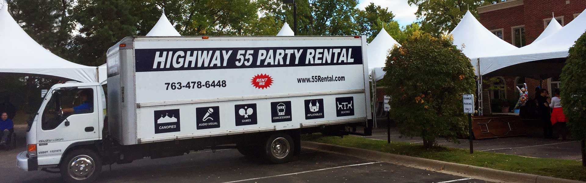 Corporate event rentals Plymouth MN